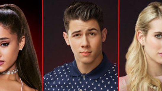 'Scream Queens': Imágenes promocionales del reparto de la nueva serie de Ryan Murphy