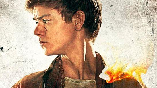 'El corredor del laberinto: Las pruebas': Nuevo póster con Thomas Brodie-Sangster como Newt