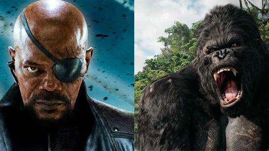 'Kong: Skull Island': Samuel L. Jackson podría unirse a Tom Hiddleston en la precuela de 'King Kong'