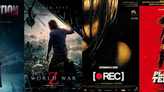 'Extinction' y otras 10 películas de infectados