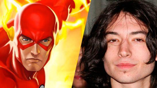 RUMOR: Primeros detalles sobre el Flash de Ezra Miller. ¿Saldrá en 'Batman v Superman'?
