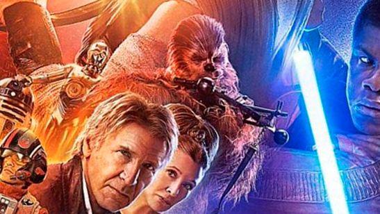 La compra de entradas de 'Star Wars: El despertar de la Fuerza' colapsa las páginas de los cines