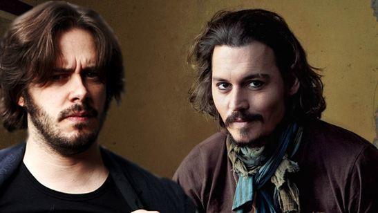 'Fortunately, the Milk': Johnny Depp y Edgar Wright trabajarán juntos en la adaptación