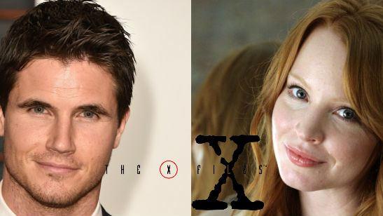 'Expediente X': FOX podría estar preparando un spin-off protagonizado por Robbie Amell y Lauren Ambrose