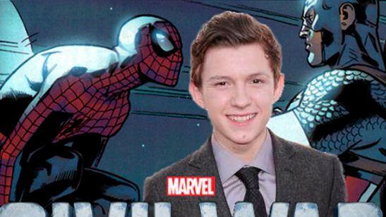 'Capitán América: Civil War': ¿Se paseará Spider-Man por la película? ¿Cómo?
