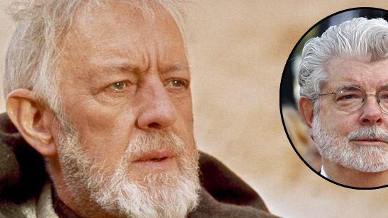 'Star Wars': Revelado quién era el favorito de George Lucas para interpretar a Obi-Wan Kenobi