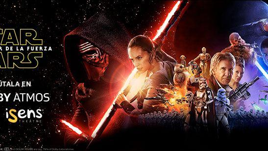 'Star Wars: El despertar de la Fuerza': Únete a la épica batalla con Dolby Atmos