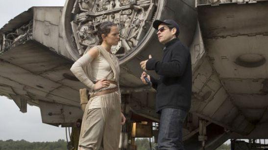 'Star Wars: El despertar de la Fuerza': Descubre cómo han colaborado JJ Abrams y Rian Johnson para crear la nueva trilogía