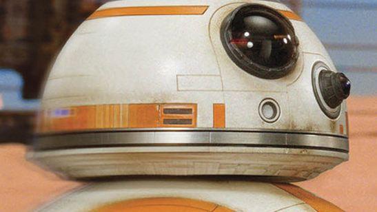 'Star Wars: El despertar de la Fuerza': ¿Quién es la voz secreta que está detrás de BB-8?