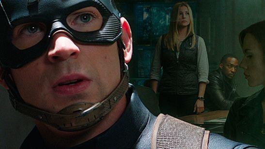 'Capitán América: Civil War': Los Russo hablan sobre la relación Steve-Bucky, Spider-Man y 'Vengadores: Infinity War'