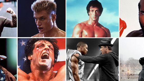 15 cosas de la saga 'Rocky' que quizás no conocías