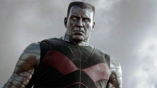 'Deadpool': Coloso mantendrá su forma de metal durante toda la película