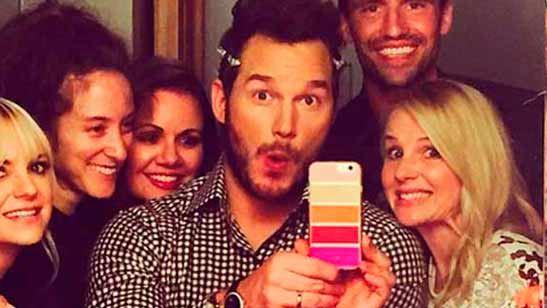 Chris Pratt fuera de cámara: Estas son sus mejores fotos en Instagram