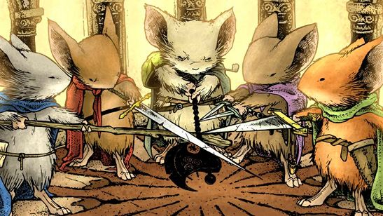 Matt Reeves y Gary Whitta adaptarán al cine la novela gráfica 'Mouse Guard'