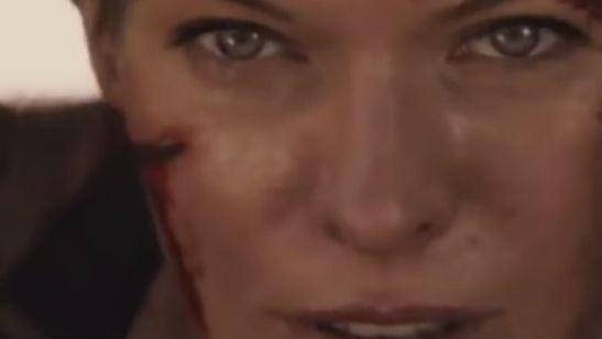 'Resident Evil: The Final Chapter' anuncia el estreno de su primer tráiler con este 'teaser'