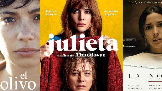 'Julieta', 'La novia' y 'El olivo', las películas preseleccionadas por la Academia para competir en los Oscar