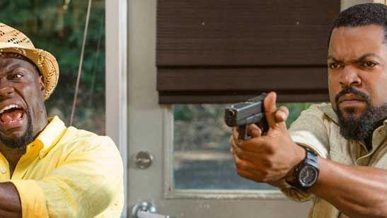 Universal está trabajando en la tercera entrega de 'Vaya patrulla' con Kevin Hart y Ice Cube