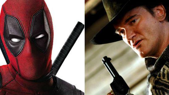 'Deadpool 2': Los fans recogen firmas para que Quentin Tarantino dirija la secuela
