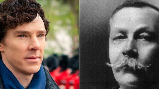 'Sherlock': Se descubre que Benedict Cumberbatch está emparentado con el mismo Arthur Conan Doyle