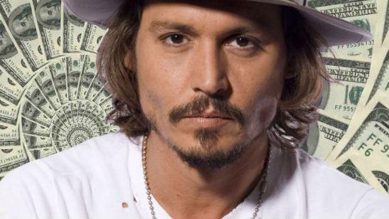Estas son las excentricidades que le han costado una denuncia a Johnny Depp