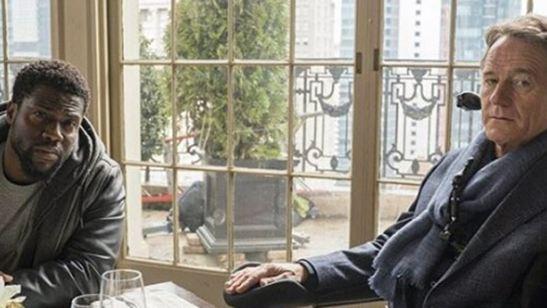 'Intocable': Bryan Cranston y Kevin Hart protagonizan la primera imagen del 'remake'