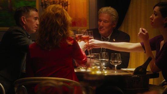 'La cena': Richard Gere y Steve Coogan, dos hermanos enfrentados en el nuevo tráiler