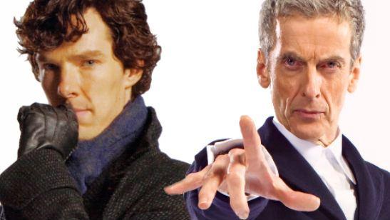 Sherlock o el Doctor... ¿Quién es el mejor personaje de BBC?
