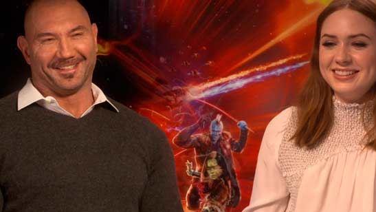 'Guardianes de la Galaxia Vol. 2': Los actores eligen qué película define a su personaje