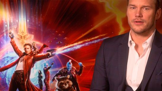 "Chris Pratt nos habla de J.A. Bayona ('Jurassic World 2'): ""Es un director increíble"""