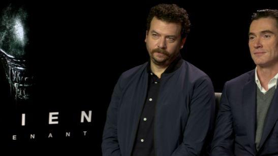 """Preguntamos al reparto de 'Alien: Covenant': """"¿Cuál es tu película favorita de la saga?"""""""