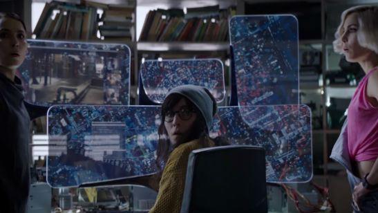 'Seven Sisters': Noomi Rapace interpreta siete papeles en el tráiler de su nueva película