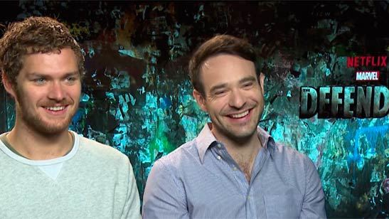 'The Defenders': Entrevista a Charlie Cox y a Finn Jones por la serie que reúne a Daredevil, Iron Fist, Jessica Jones y Luke Cage