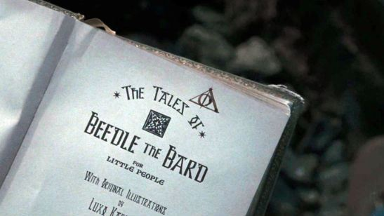 'Harry Potter': revelada la inspiración del símbolo de las Reliquias de la Muerte
