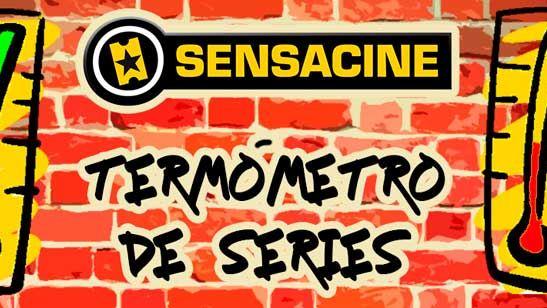 Termómetro de series canceladas y renovadas (Temporada 2017-2018)