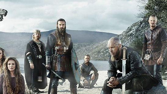 'Vikingos': Estas son las parejas reales de los actores de la serie