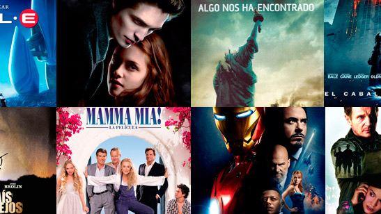 Estas 20 películas cumplen 10 años en 2018