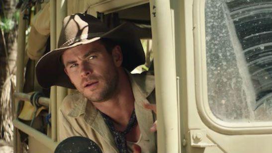 Chris Hemsworth quiere participar en una verdadera secuela de 'Cocodrilo Dundee'
