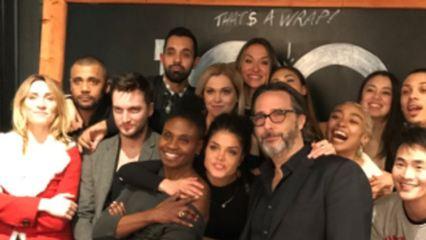 'Los 100': Así de bien se lo pasan los protagonistas en las imágenes de detrás de las cámaras de la quinta temporada