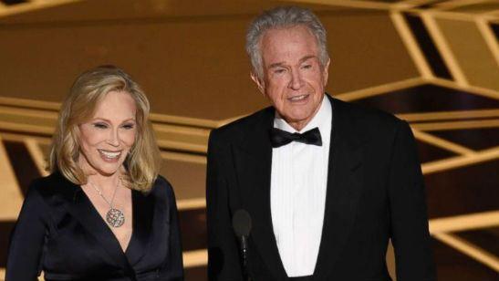 Oscar 2018: Warren Beatty y Faye Dunaway presentaron el premio a Mejor Película sin equivocarse