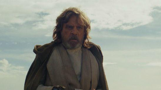 'Star Wars: Los últimos jedi': Mark Hamill se emociona al reunirse con Yoda en el 'set' de rodaje