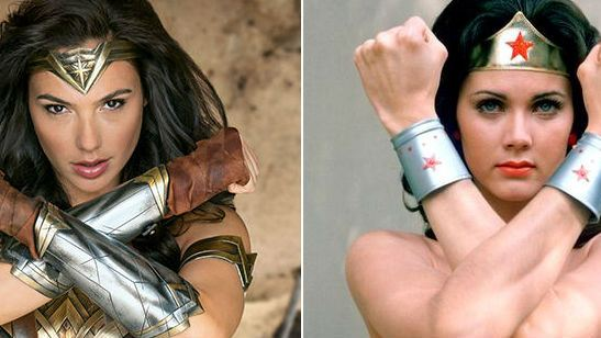 'Wonder Woman': Gal Gadot felicita a Lynda Carter por su estrella en el Paseo de la Fama