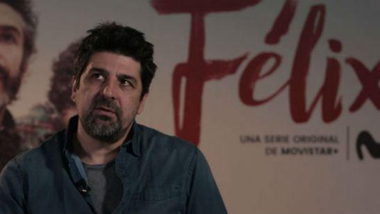 """'Félix', entrevista a Cesc Gay: """"Creo que hay que ver una serie completa para ver cómo crece"""""""
