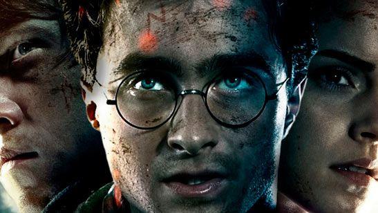 'Harry Potter': Así son las portadas del 20º aniversario de la saga literaria