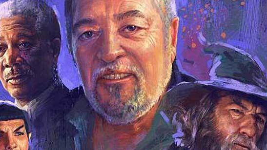 Pepe Mediavilla, la voz de Morgan Freeman y Gandalf, muere a los 77 años