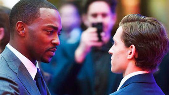 'Vengadores: Infinity War': Anthony Mackie declara que ya se lleva bien con Tom Holland