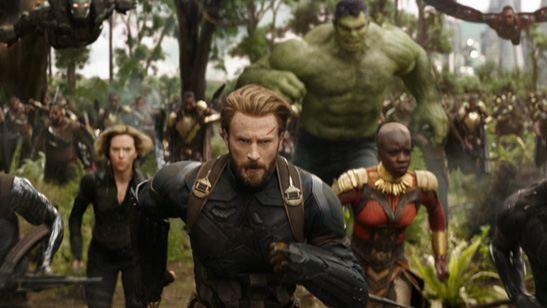 TEST: ¿Identificas a los actores de 'Vengadores: Infinity War' por la foto de su anuario?