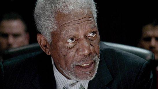 Morgan Freeman se disculpa públicamente tras haber sido denunciado por acoso sexual