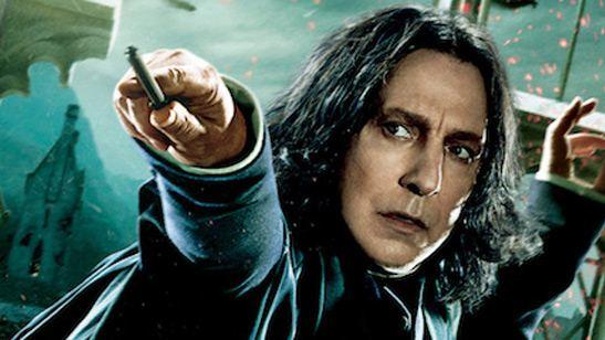 'Harry Potter': Cartas de Alan Rickman revelan que se sentía frustrado con Snape
