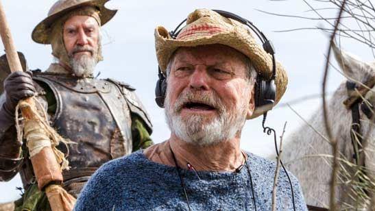 """Terry Gilliam ('El hombre que mató a Don Quijote'): """"Si Monty Python arrancara hoy su trayectoria, no llegaría a ningún lado"""""""
