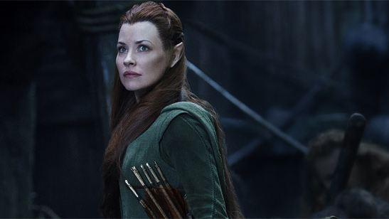 Evangeline Lilly reconoce que 'El Hobbit' impidió que se retirase del mundo de la actuación